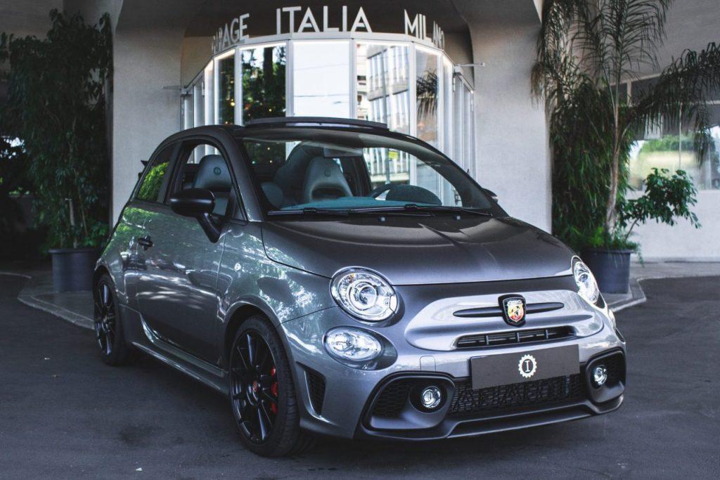 abarth 595 competizione garage italia portoghese