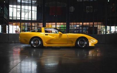 Corvette C4 Geiger