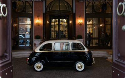 8 Fiat 600 Multipla Garage Italia STREGIS Roma