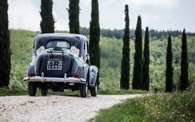 Firenze Fiat 1100 Multipla Garage Italia Belmond