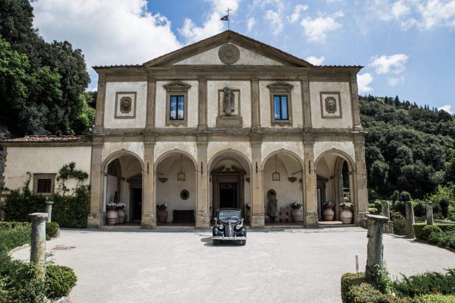 Fiat 1100 Musona Garage Italia Belmond
