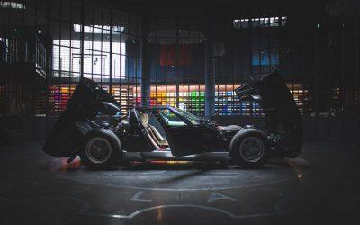 Lamborghini miura garage italia