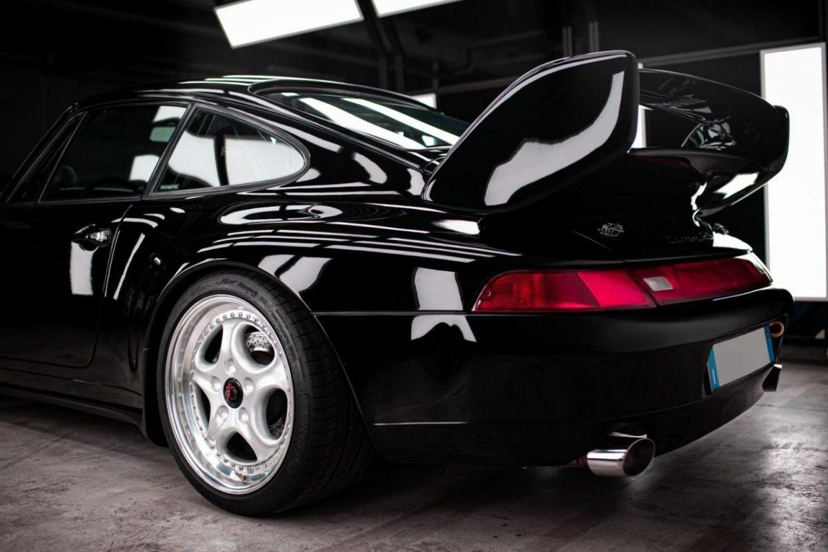 Marcello Mereu 911 Carrera RS detailing 4k
