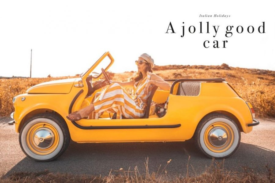 Puglia irma world Spiaggina gialla hertz costa amalfitana mare